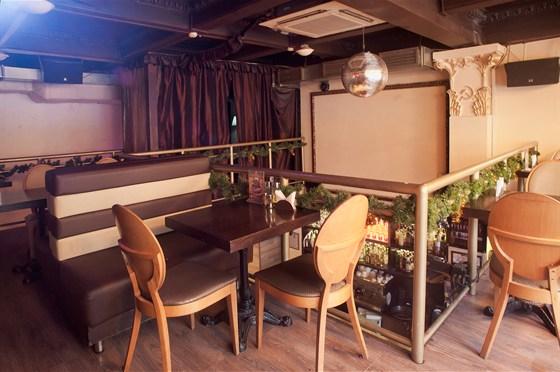 Ресторан Nebar - фотография 18