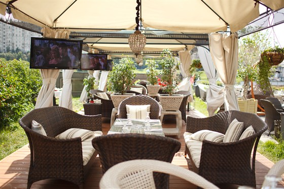 Ресторан Tutto bene - фотография 15