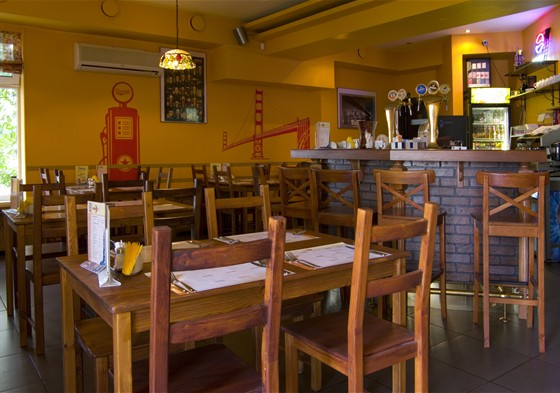 Ресторан Code 011 - фотография 13