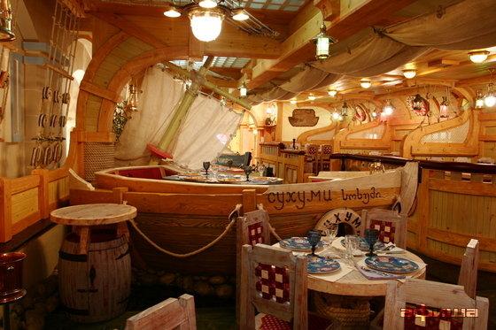 Ресторан Камбала - фотография 2