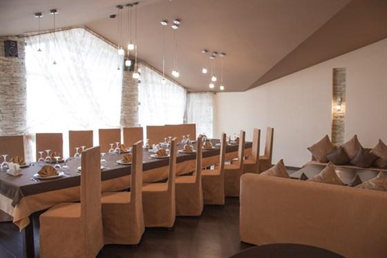 Ресторан Пироговский дворик - фотография 8 - VIP зал 1