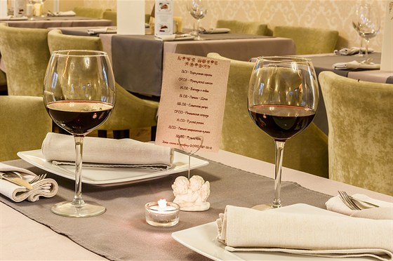 Ресторан Gabbiano - фотография 3
