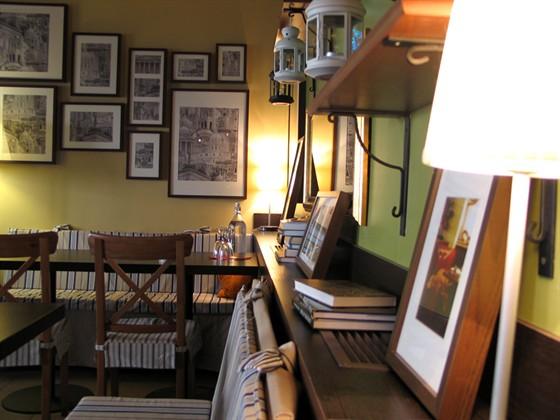 Ресторан 17–19 - фотография 8