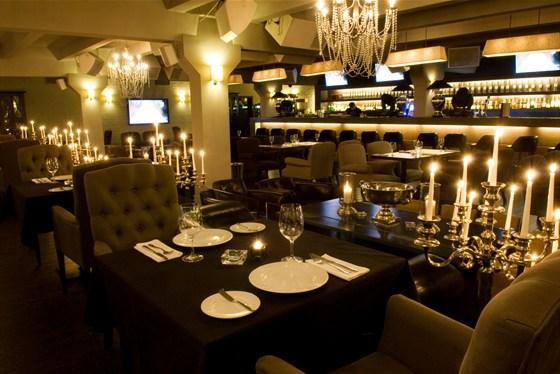 Ресторан Royal Bar - фотография 16 - Основной зал