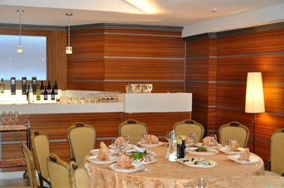 Ресторан Il pittore - фотография 1 - банкетный зал