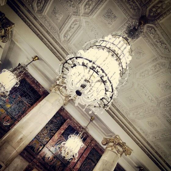 Ресторан Центральный - фотография 14 - Лепота
