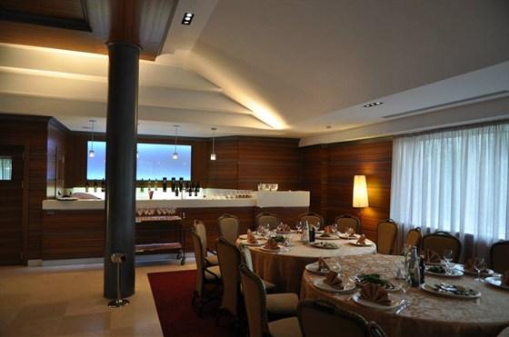 Ресторан Il pittore - фотография 2 - банкетный зал