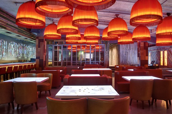 Ресторан Noviy - фотография 2