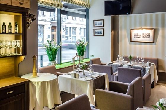 Ресторан Де Марко - фотография 5 - Де марко на Пушечной