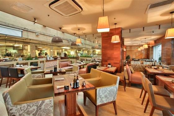 Ресторан Terrassa - фотография 17