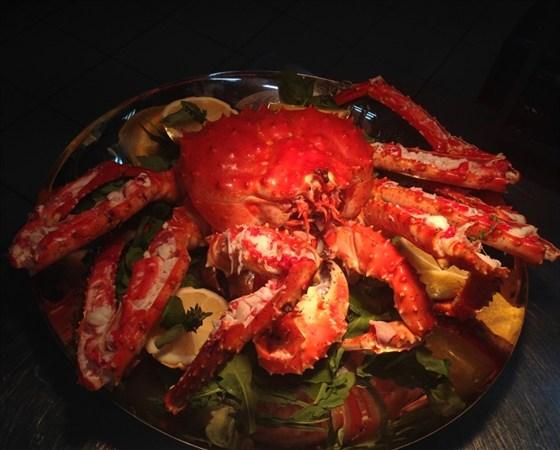 Ресторан St Tropez - фотография 5 - Дальневосточный краб