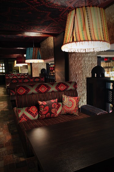 Ресторан Кампус - фотография 7