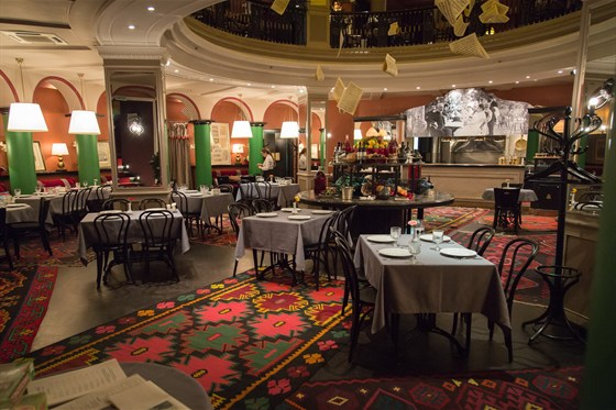 Ресторан Чайковский в Тифлисе - фотография 8