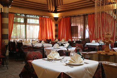 Ресторан Касбар - фотография 13