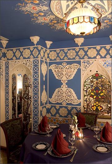 Ресторан Золотая Бухара - фотография 14