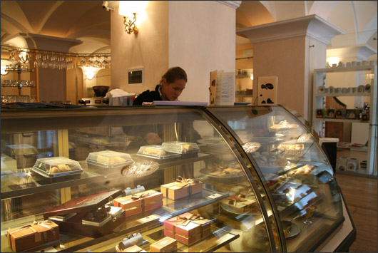 Ресторан Chocolate - фотография 1