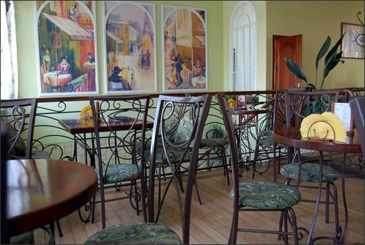 Ресторан Café de Fleur - фотография 2