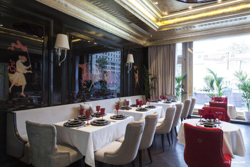 Ресторан Dr. Живаго - фотография 9