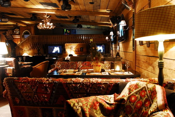 Ресторан Куршевель - фотография 2