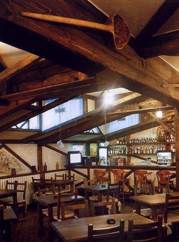 Ресторан Старая мансарда - фотография 4