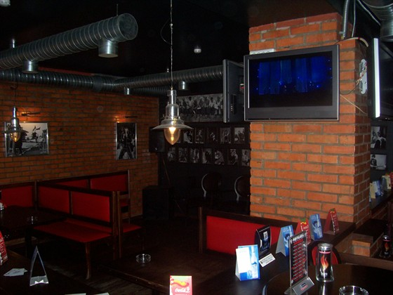 Ресторан Shizgara - фотография 1 - SHIZGARA-бар