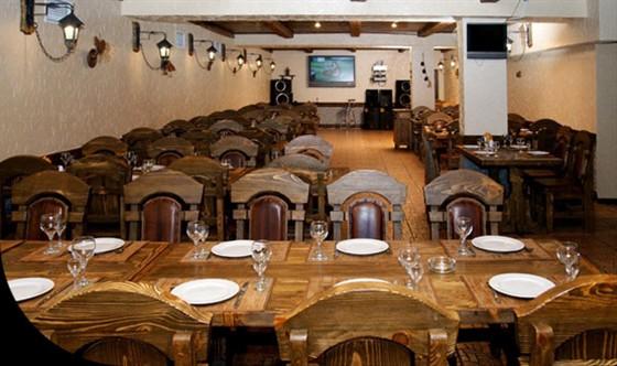 Ресторан Золотое время - фотография 6 - Банкетный зал Гасконъ