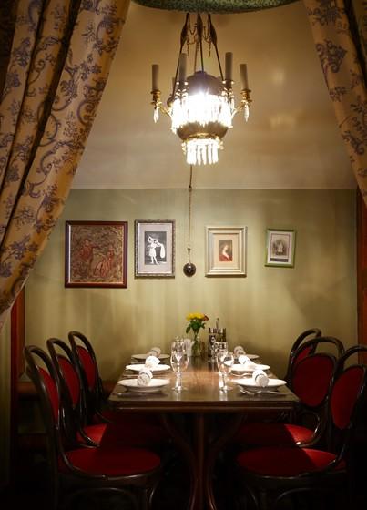 Ресторан Адмиралтейство - фотография 6