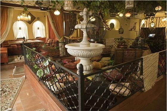 Ресторан Нардин - фотография 18 - Восточный зал