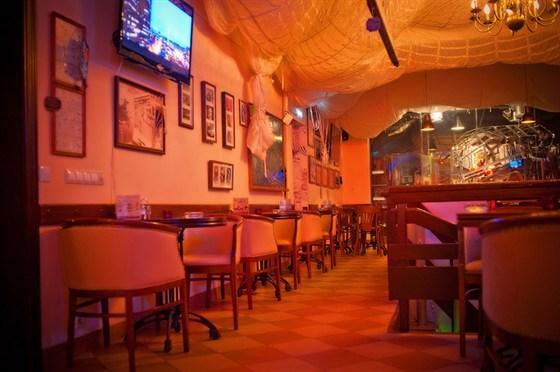 Ресторан Авиатор - фотография 3 - Бар и кафе (Авиатренажер)