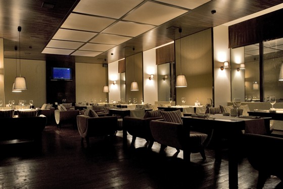 Ресторан Айва - фотография 5 - Большой зал