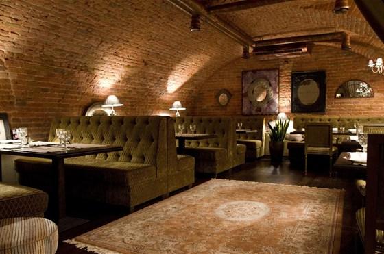 Ресторан Legran - фотография 6 - Сигарный зал. Вместимость до 35 гостей/банкет, до 60 гостей/фуршет.