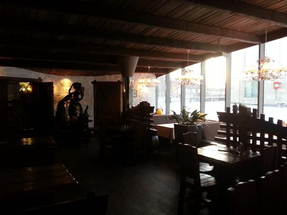 Ресторан Parkking - фотография 2