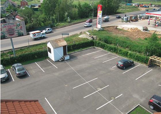 Ресторан Первак - фотография 19 - Бесплатная парковка на территории ресторана Первак