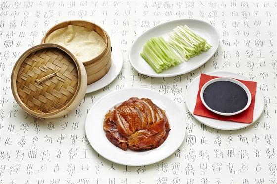 Ресторан Китайский квартал - фотография 18 - Пекинская утка