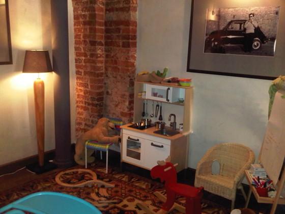 Ресторан Barbaresco - фотография 23 - Детская комната