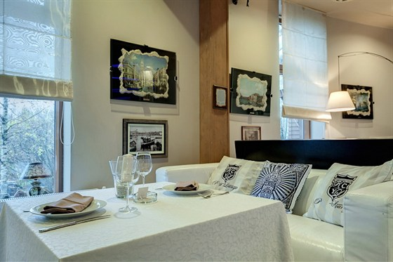 Ресторан River Lounge - фотография 11
