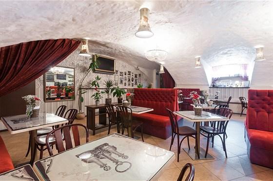 Ресторан Распутин - фотография 14 - Кафе Распутин/Rasputin cafe