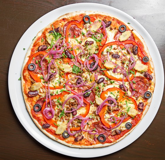 Ресторан Grand Pizza - фотография 6 - Мексиканская
