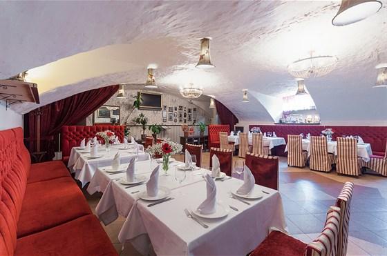 Ресторан Распутин - фотография 16 - Кафе Распутин/Rasputin cafe