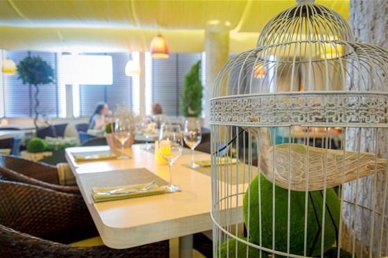 Ресторан Greenhoff - фотография 17