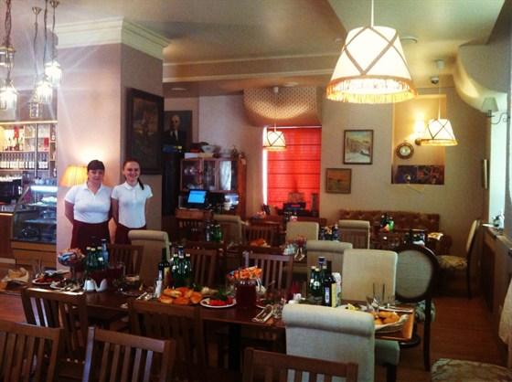 Ресторан Главкофе - фотография 15 - Банкеты любой сложности