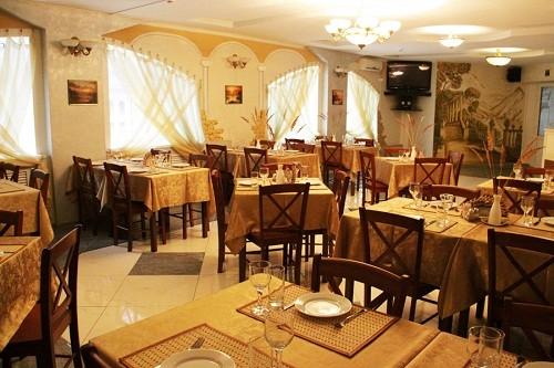 "Ресторан Италия - фотография 1 - ресторан ""Италия"""