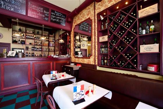 Ресторан Жан-Поль - фотография 17
