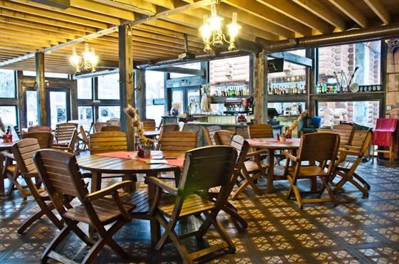 Ресторан Гедимино дварас - фотография 8