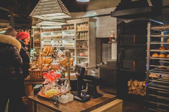 Ресторан Пекарня Мишеля - фотография 23