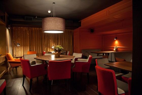 Ресторан География - фотография 4