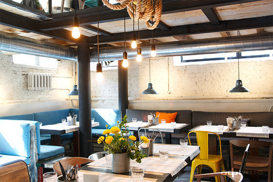 Ресторан Одесса-мама - фотография 15
