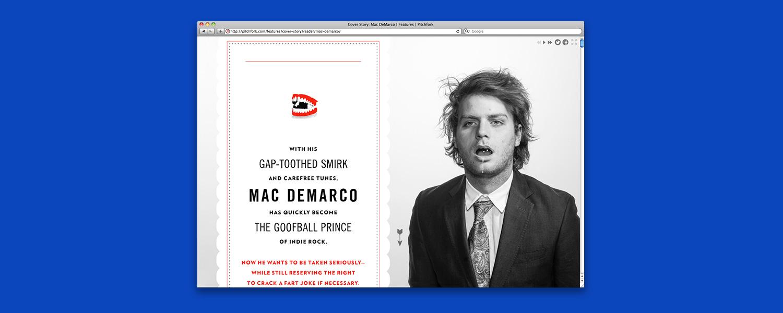 Мак ДеМарко: почему он всем нужен