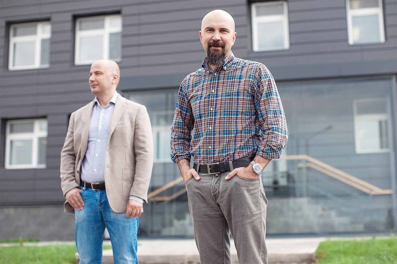 Станислав и Владислав Чебурашкины, основатели семейной фермы «Братья Чебурашкины»