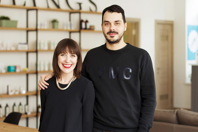 Основатели: Мария Тимошенко и Константин Осинцев